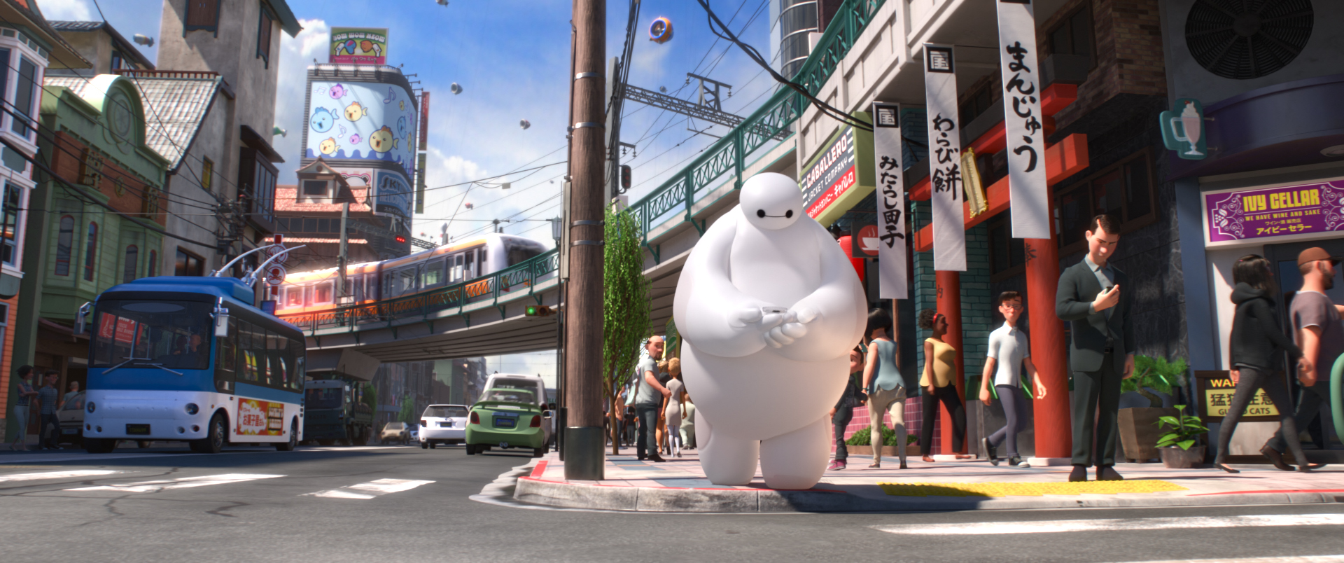 Big Hero 6 | Movie Review – Disney's Genius, Robot's Love.