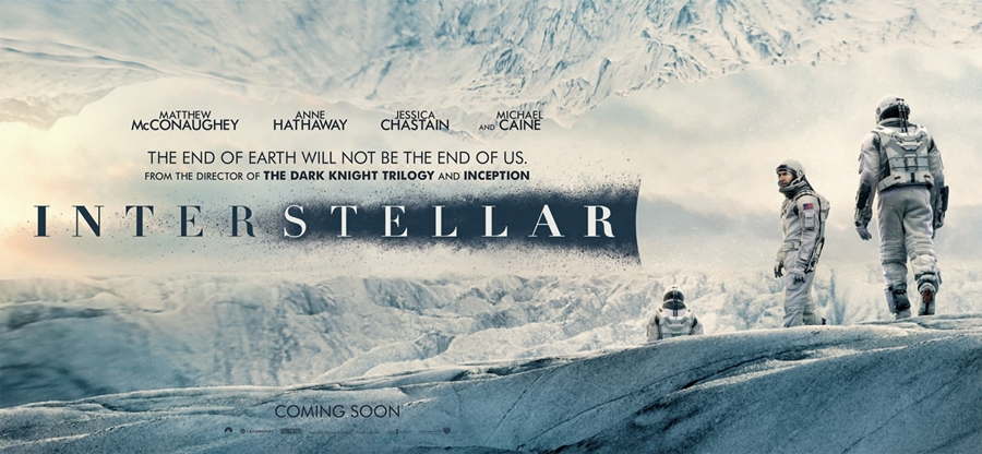 Interstellar | Movie Review #2 – 2014: A Space Odyssey