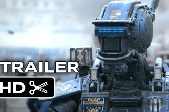 Movie Trailer:Chappie
