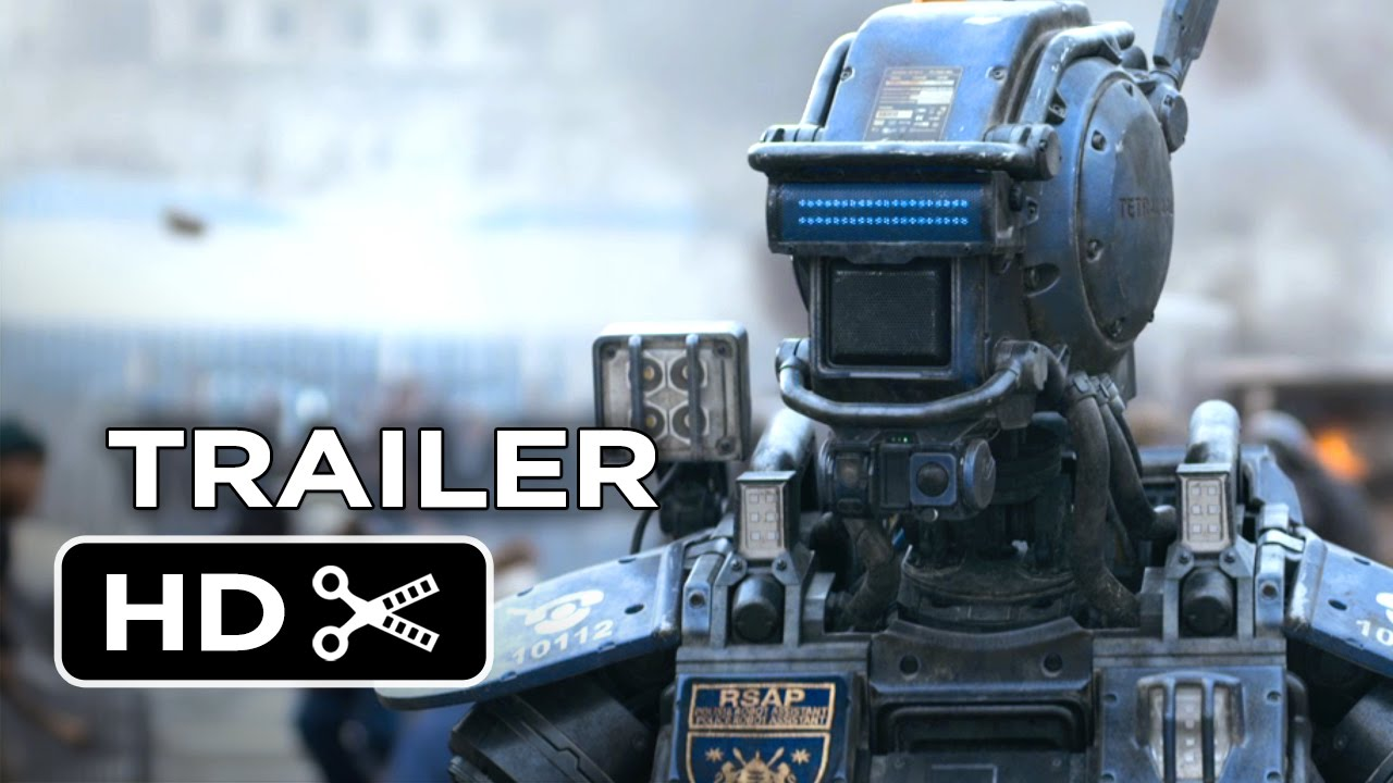 Watch : 'Chappie' Movie Trailer