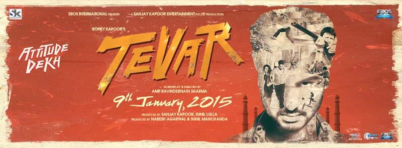 Watch : 'Tevar' Movie Trailer Starring Arjun Kapoor, Sonakshi Sinha, Manoj Bajpayee
