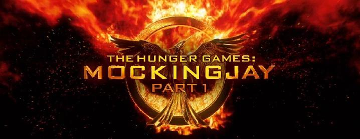 Katniss hunger games mockingjay part 1