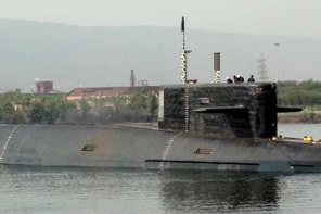 INS Arihant, First Indian Made Nuclear Submarine Sails Out For Sea Trials