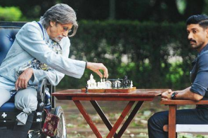 Teaser of 'Wazir' starring 'Farhan Akhtar' , 'Amitabh Bachchan' and the director of 'Shaitan'