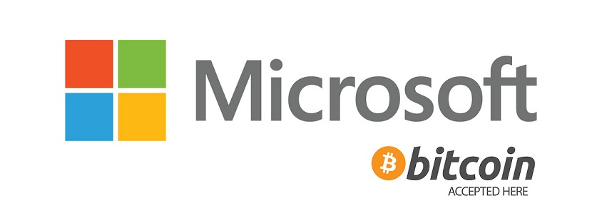 Microsoft Now Accepts Bitcoins For Purchasing Digital Goods