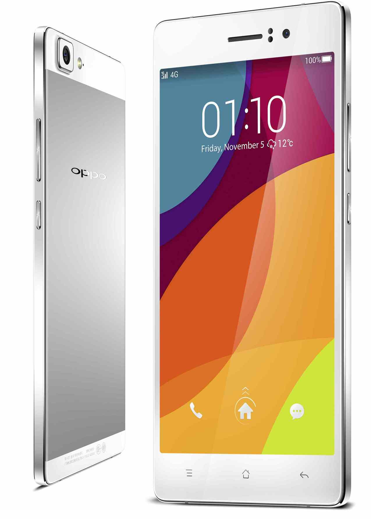 OPPO R5 – The Ultra-Slim Smartphone Coming Soon In India; Expected Price < INR 30k.