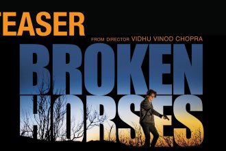 Trailer of 'Broken Horses' directed by Vidhu Vinod Chopra