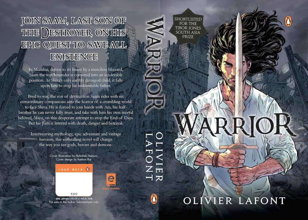'Warrior' by Olivier Lafont | An Excerpt