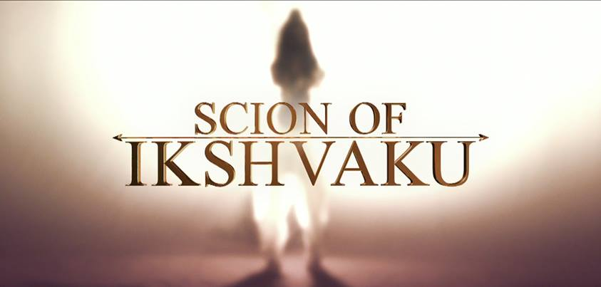 Amish's New Book After The Shiva Trilogy Is Titled 'Scion of Ikshvaku'; To Release In 2015.