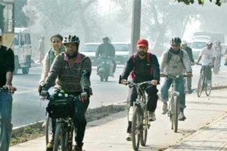 lucknow by cycle