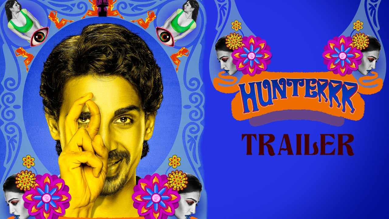 Watch: 'Hunterrr' Movie Trailer | Starring Gulshan Devaiah, Radhika Apte, Sai Tamhankar