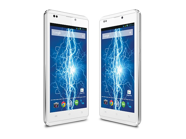 Lava Iris Fuel 20 With 4400mAh Mega Battery Launched. Price Rs.5399
