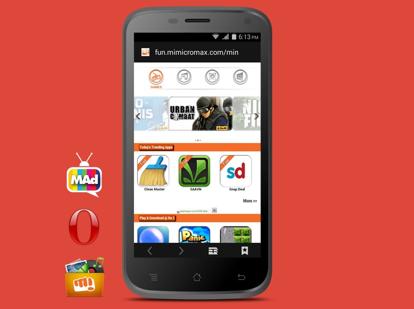 Micromax Bolt A82 Launched In India: 5MP Camera, Dual-Core Processor