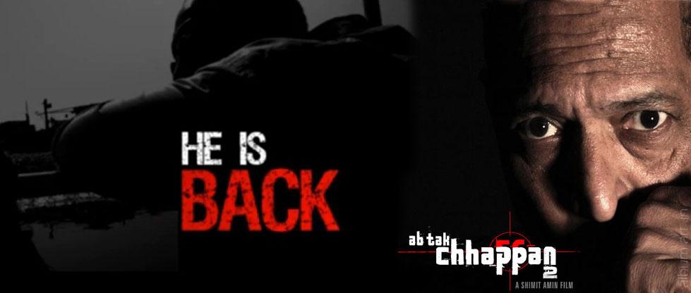 Watch : 'Ab Tak Chhappan 2' Trailer Starring Nana Patekar As An Encounter Specialist