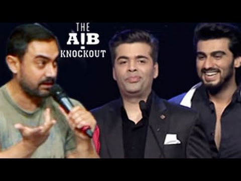 This Is Why Aamir Khan Is Not Impressed With AIBs Roast