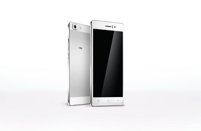 Oppo R5 Limited Edition For Price Rs 29990/- : The Phone With The Golden Frame