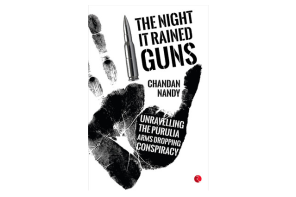 'The Night It Rained Guns' By Chandan Nandy | Book Review