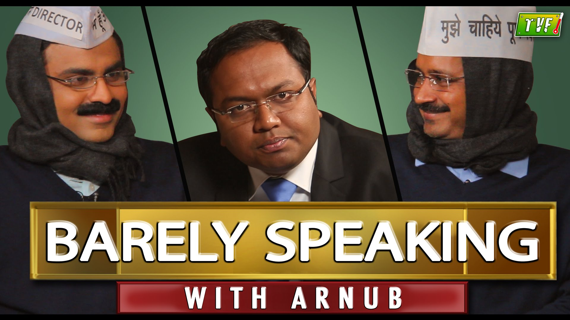 Watch : Arvind Kejriwal Gets grilled in 'Barely Speaking With Arnub'