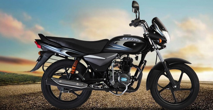 All New 100 cc Bajaj Platina ES With 96.9 KM/L Mileage Launched For Rs. 44,507
