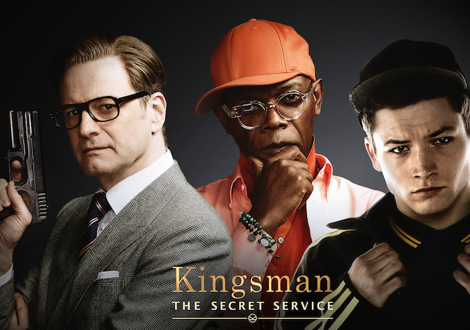 Kingsman: The Secret Service | Movie Review – A F**kton  of Fun
