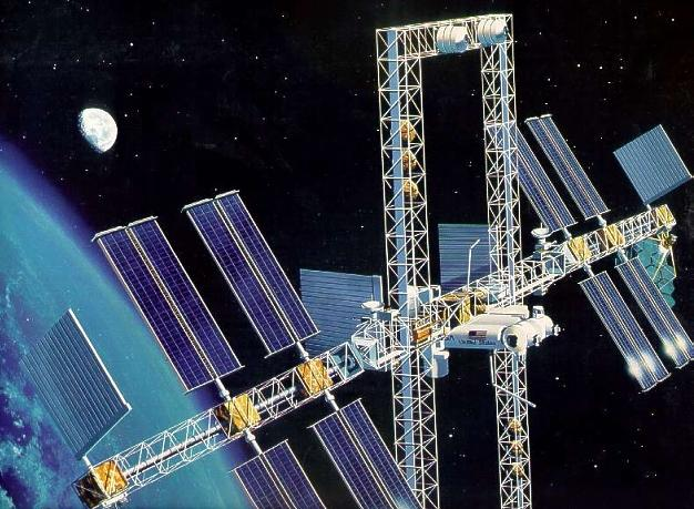 China Plans To Build A Massive Solar Power Station In space – May Pass Scale Of Apollo Project And ISS.