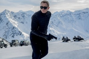Spectre Teaser Trailer Starring Daniel Craig Out!