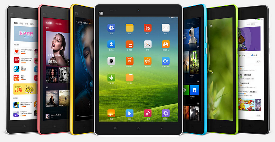 Xiaomi MiPad, 7.9 inch Tablet With Tegra K1 Processor Comes To India At Rs. 12999