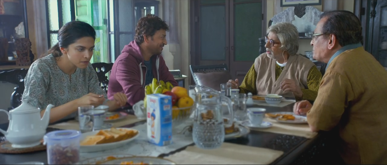 Watch : 'PIKU' Movie Trailer Starring Amitabh Bachchan, Deepika Padukone, Irrfan Khan
