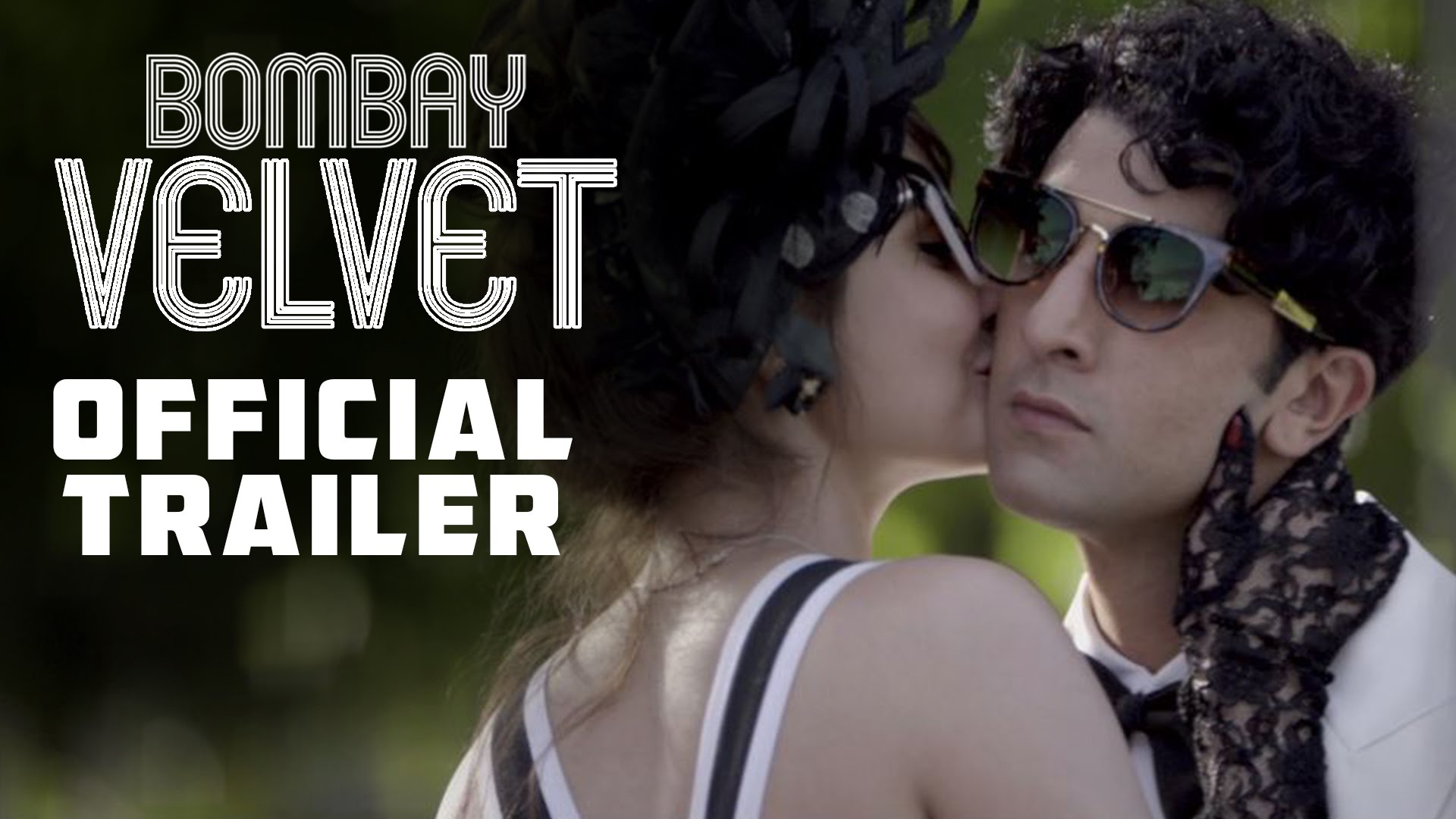 Watch : Bombay Velvet's First Theatrical Trailer Featuring Ranbir, Anushka And Karan Johar