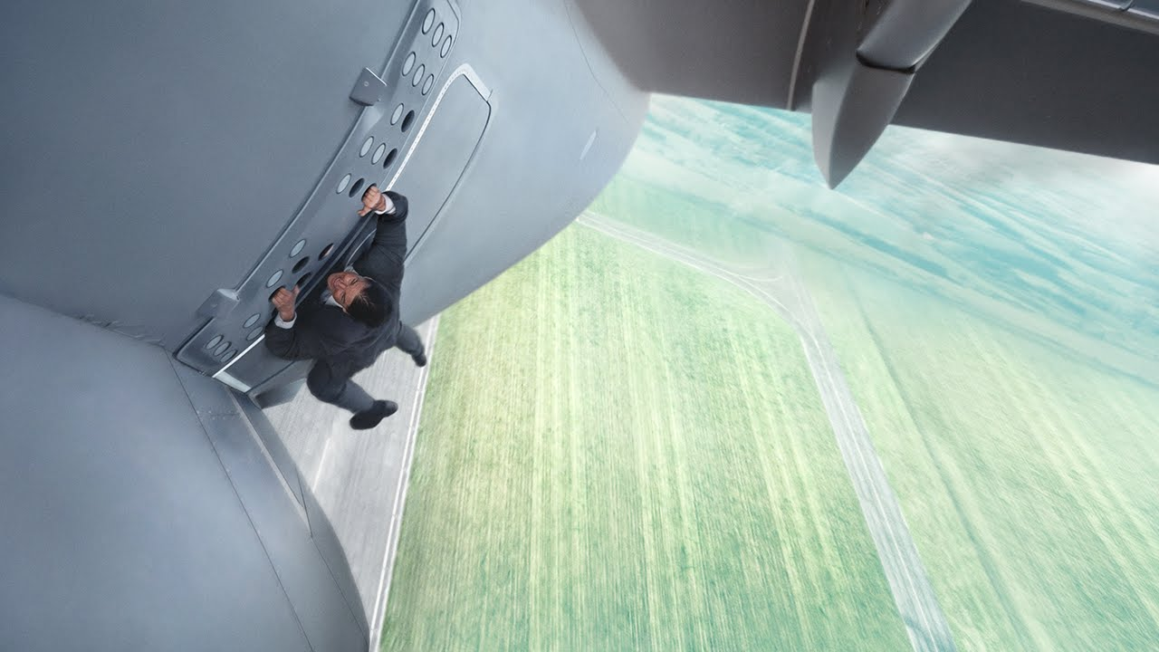 "Watch : The insane new ""Mission Impossible : Rouge Nation"" Trailer"
