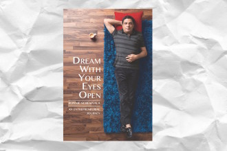 dream with your eyes open ronnie screwvala