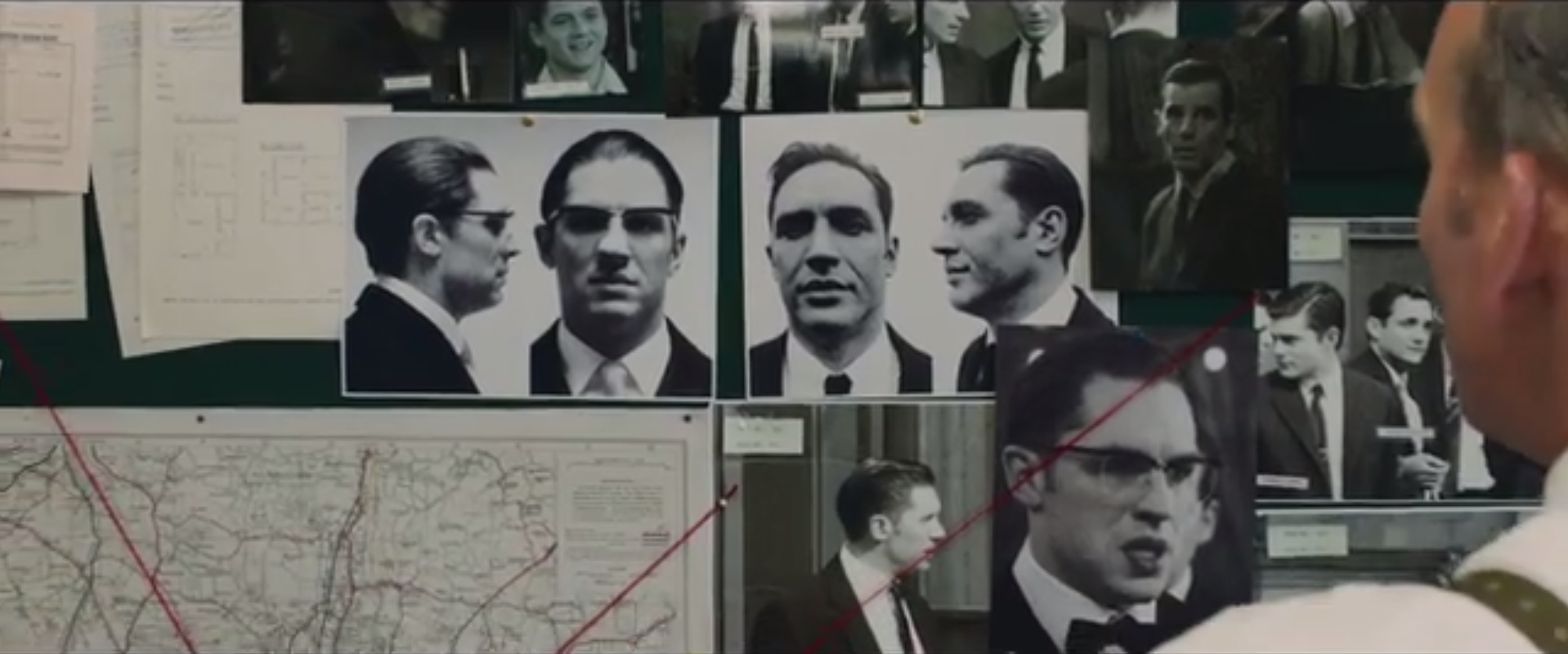 Watch : 'Legend' Teaser Trailer Starring Tom Hardy As Kray Twins