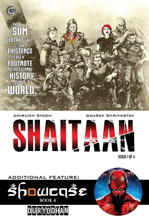 Shaitaan Issue 1 | Graphic Novel Review