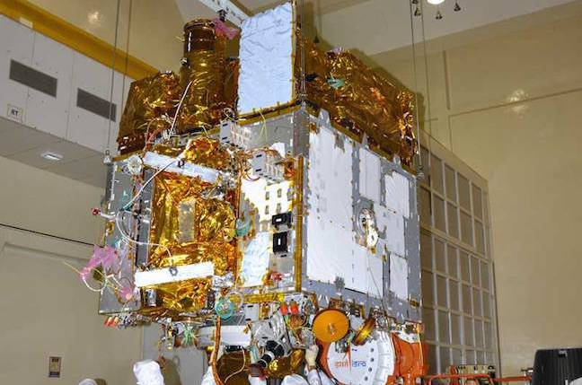 ISRO's Hubble-Like Space Observatory ASTROSAT Launch In October 2015