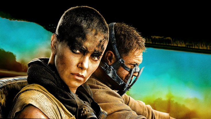 mad-max-fury-road tom hardy charlize theron