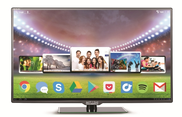 mitashi_smart TV full HD