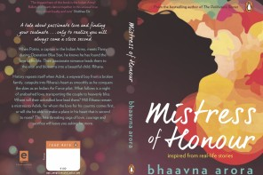 'Mistress Of Honour' by Bhaavna Arora | Book Review