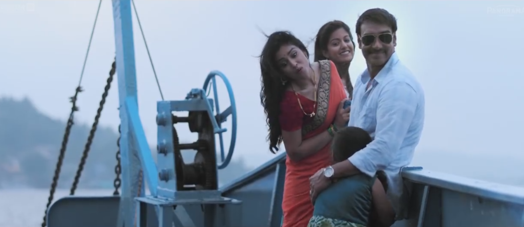 Watch : 'Drishyam' Official Trailer Starring Ajay Devgn, Tabu and Shriya Saran