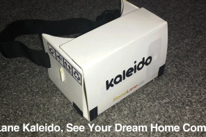 HomeLane.com's Immersive Kaleido VR Headset Lets You Envision Home Decor