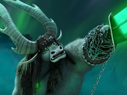 Welcome Kung Fu Panda 3's Supernatural Villain 'Kai', Voiced By J.K. Simmons!