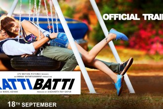 Watch : Trailer of Kangana's Next – 'Katti Batti' , also starring Imran Khan