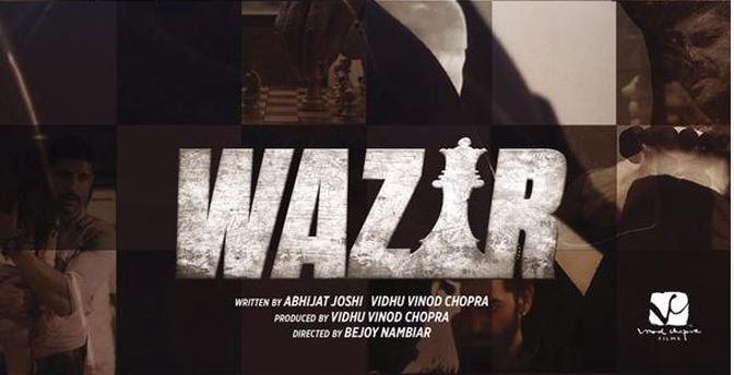 Watch : 'Wazir' Teaser #2 Starring Amitabh Bachchan, Farhan Akhtar