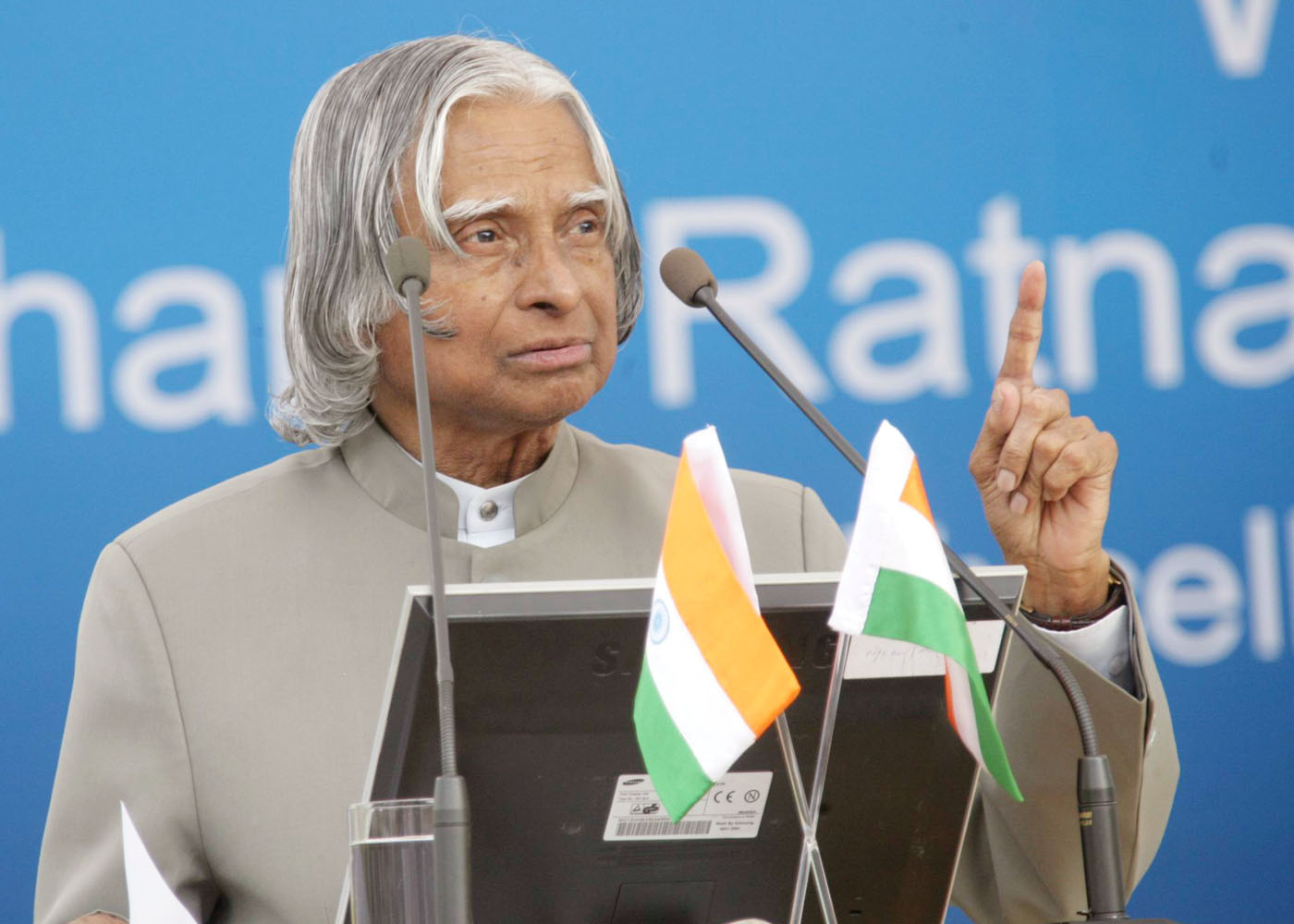 Former Indian President Dr. APJ Abdul Kalam Passes Away After Collapsing On-Stage In IIM-Shillong