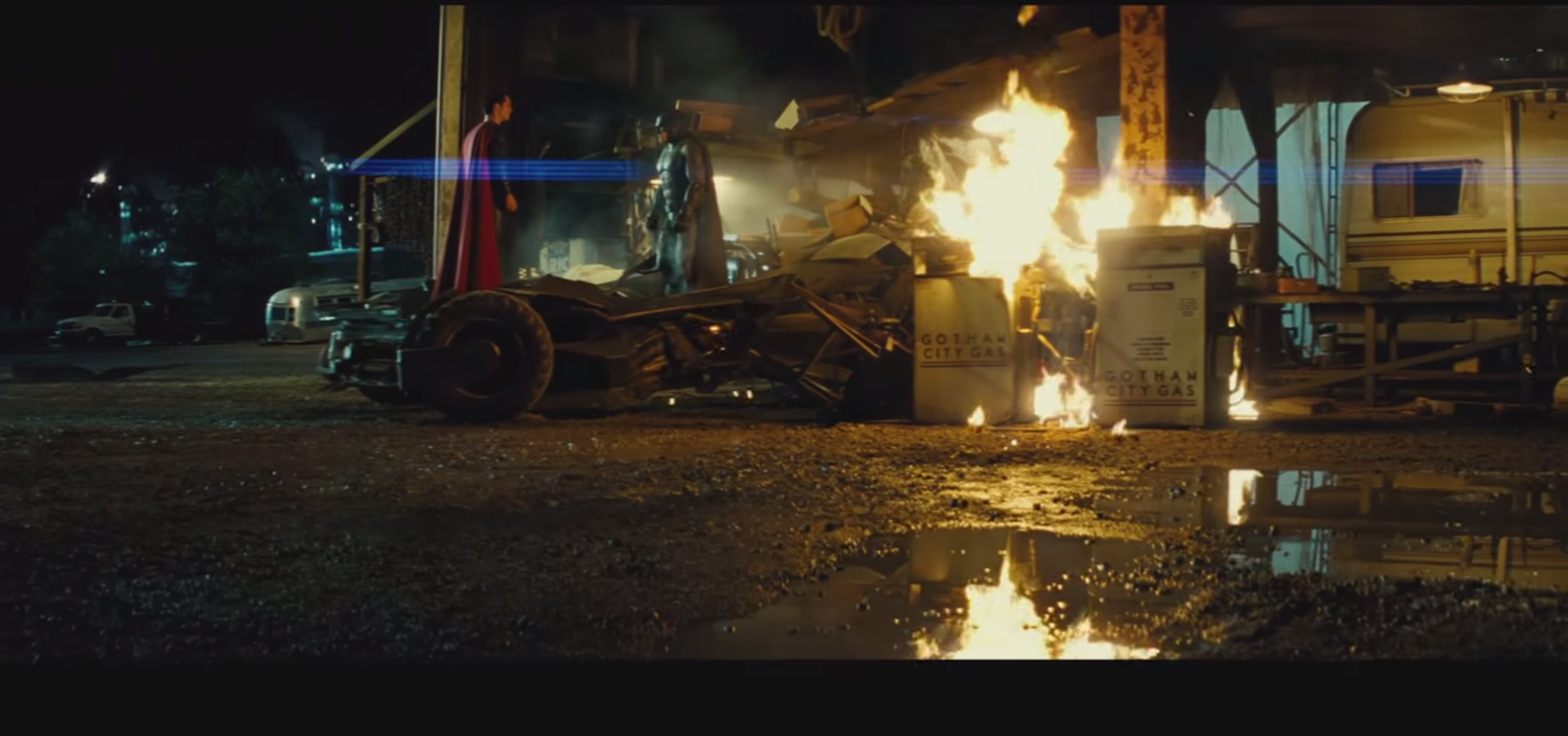 "Watch – First Trailer of Batman V Superman : Dawn of Justice – "" King of the day Vs Protector of the Night """