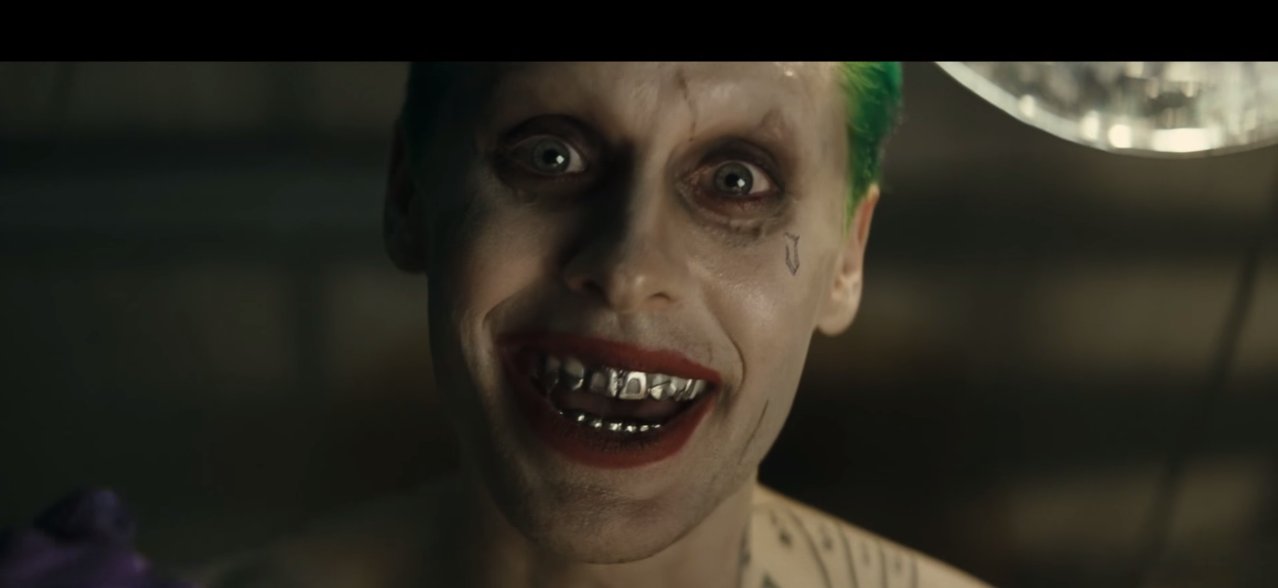 "First Trailer of ""Suicide Squad"" reveals Jared Leto as the quintessential Anarchist – 'The Joker'"