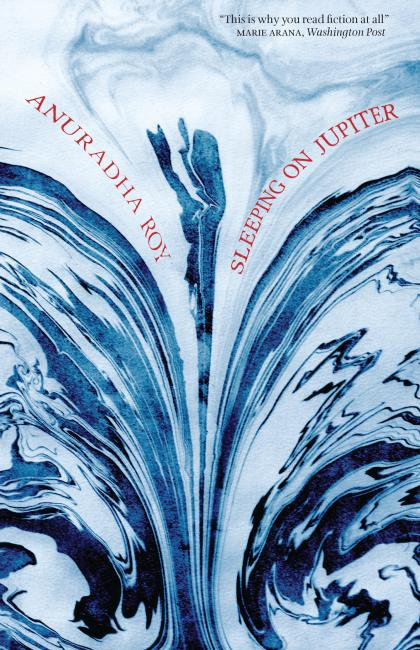 Anuradha Roy's 'Sleeping On Jupiter' Longlisted For 2015 Man Booker Prize