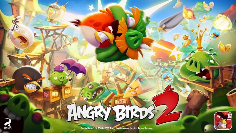 'Angry Birds 2' Out For Android And iOS – Includes Too Many In-App Purchases