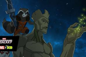 Guardians of the Galaxy Animated Series Gets A Premiere Date, Awesome New Poster