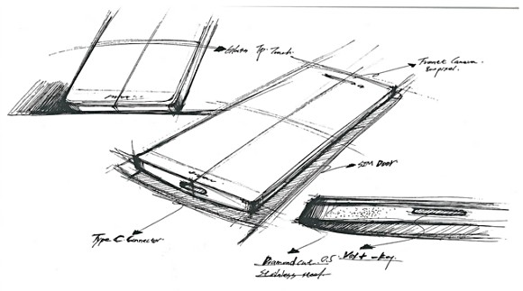 leaked sketch oneplus 2