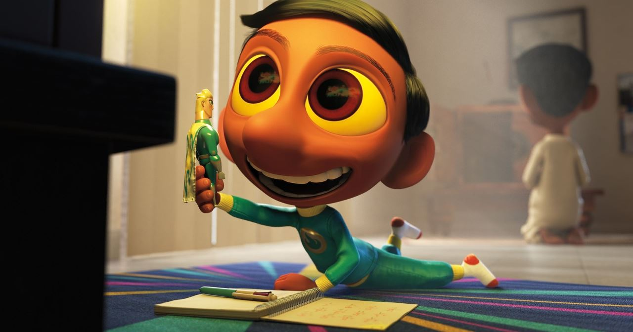 Disney Pixar Releases First Clip Of Its Upcoming Short Film 'Sanjay's Super Team'